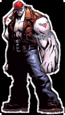 Marshall Stone III (Earth-616) from X-Men Vol 2 203