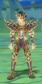 Cancer Zodiac Armor (M)