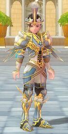 Sagittarius Zodiac Armor (M)