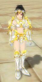 Libra Zodiac Armor (F)