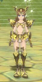 Gemini Zodiac Armor (F)