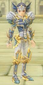 Pisces Zodiac Armor (M)