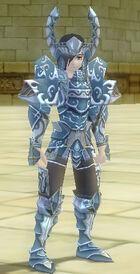 Aquarius Zodiac Armor (M)