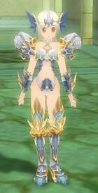 Pisces Zodiac Armor (F)