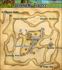 CraftingLHmap-BloomingForest