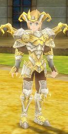 Aries Zodiac Armor (M)