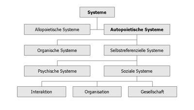 Systems Autopoiesis