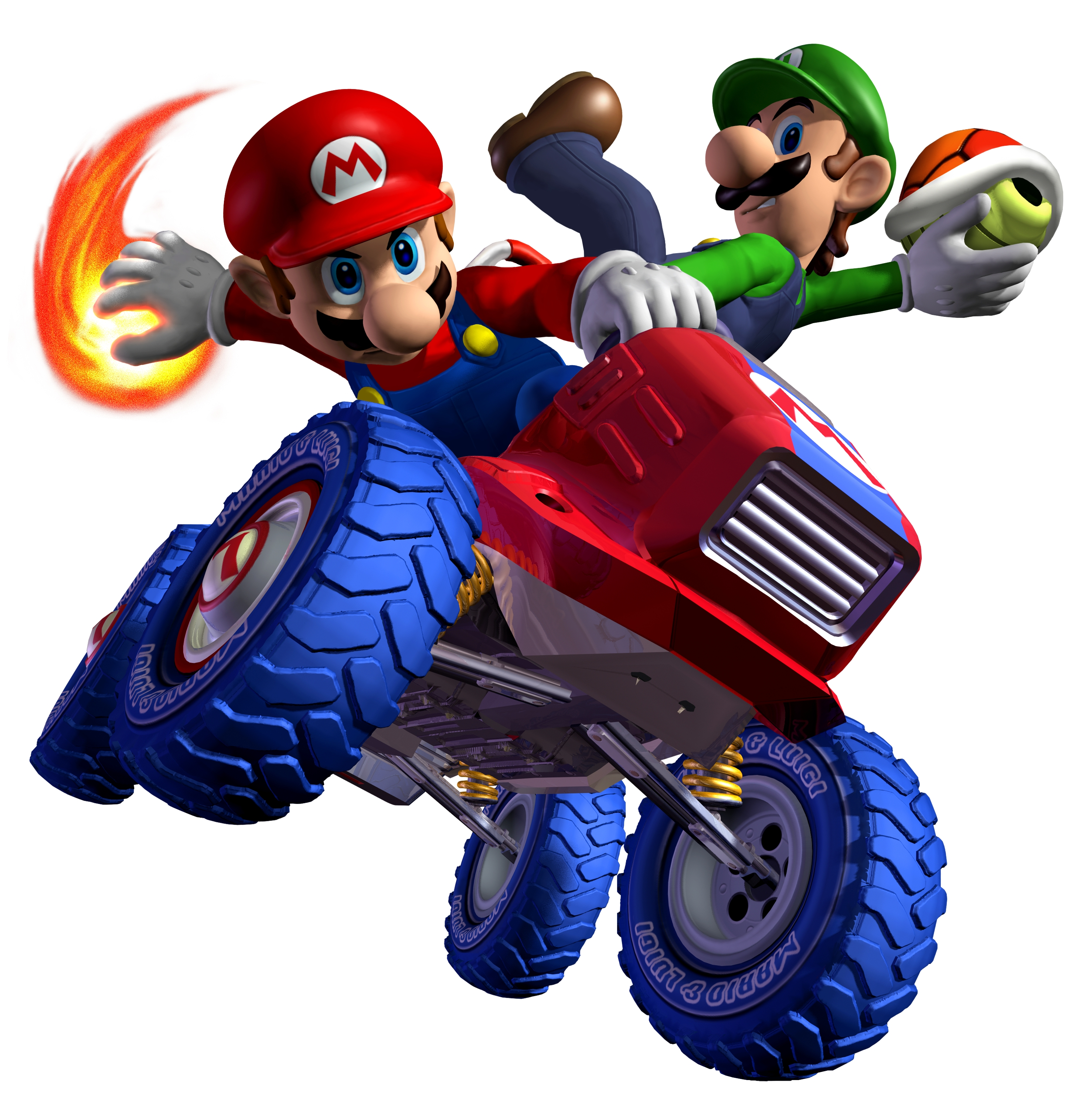 Mario Kart Double Dash Mario Kart Wiki Fandom