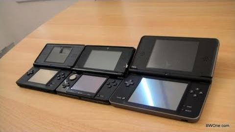 Review for the Nintendo DSi, Nintendo 3DS, and the Nintendo DSi XL