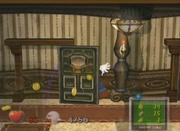 Luigi losing coins