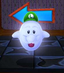 Boo Luigi beta