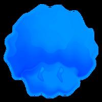 Aqua Mushroom