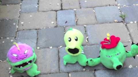 Plants vs Zombies Plush Disco's Ambush