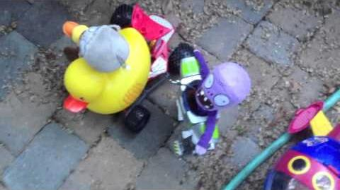 Plants vs Zombies Plush The Robot Machines