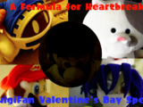A Formula for Heartache: A LuigiFan Valentine's Day Special