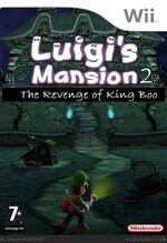 Luigi's Mansion title