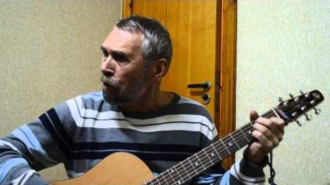 """Михаил Смотров """"Волны Амура"""" (исполняет Евгений Лукин)"""