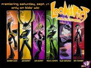 Loonytoons-loonatics