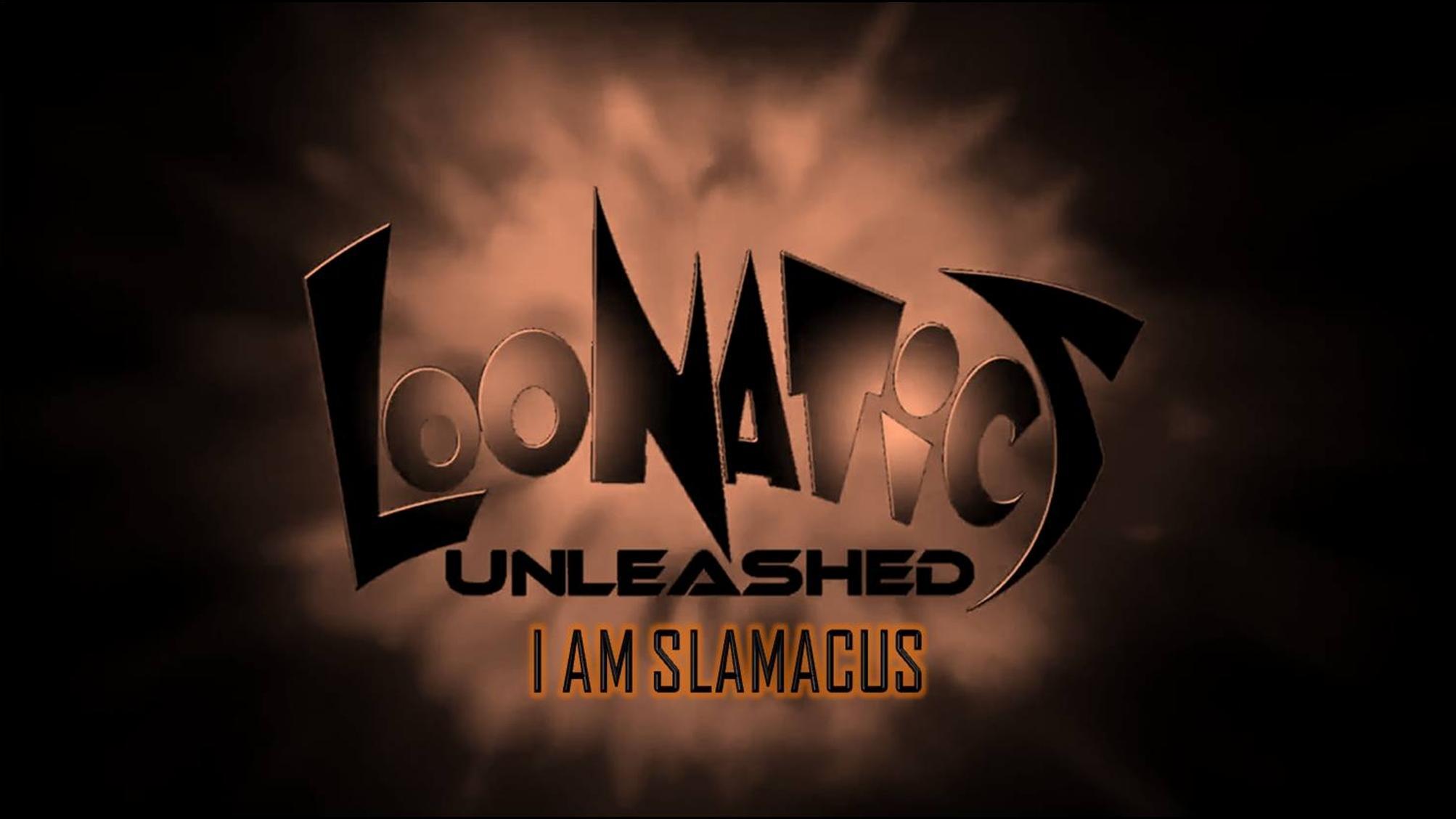 Loonatics Unleashed I Am Slamacus