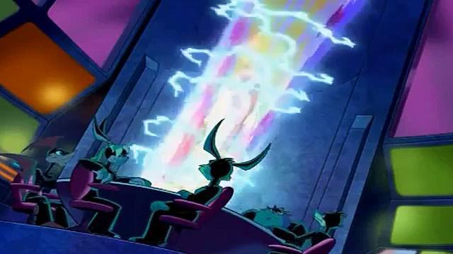 Loonatics Unleashed Episode 3 The Cloak of Black Velvet