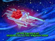 Loonatics ship 1