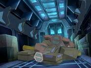 Loonatics baggage pile