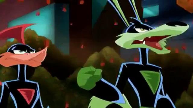 Loonatics Unleashed Episode 6 The Comet Cometh