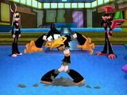 Loonatics duck zap 2