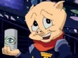 Pinkster Pig