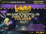 Acmetropolis Obstacle Course