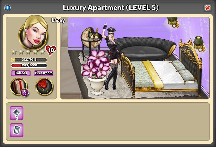 Luxury apartment level 5