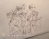 Nordic Sailor Moon