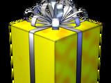 Золотой подарок золотых времен