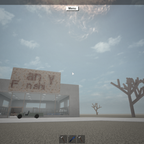 <b>Fancy Furnishings</b> during the End Times Update.