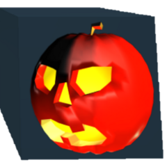 Image of a boxed Eerie Pumpkin that was added.