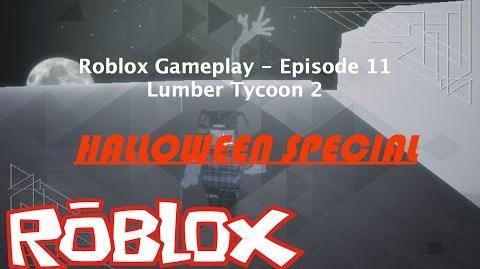 2016 SPOOK WOOD - Lumber Tycoon 2 - Roblox
