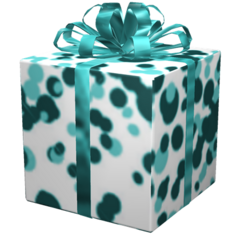 An image of the Happy Blue Gift of Fun.