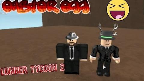 EASTER EGG- LUMBER TYCOON 2