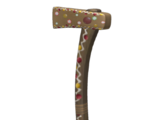 Gingerbread Axe