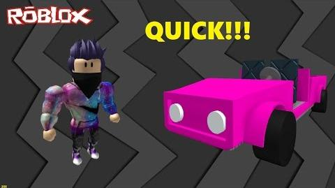HOW TO GET PINK CARS FAST LUMBER TYCOON 2 ROBLOX