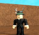 Mountain Character