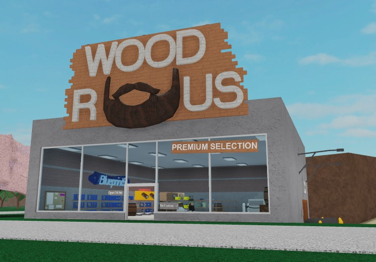 Wood R Us | Lumber Tycoon 2 Wikia | FANDOM powered by Wikia