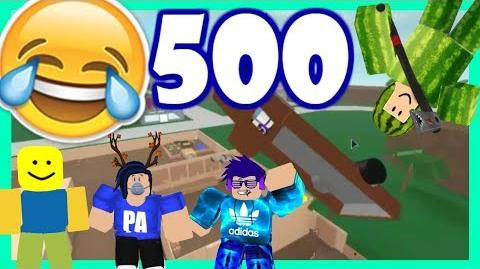 ALL MY FAVORITE MOMENTS FROM 2017!! 500 SUBSCRIBER SPECIAL ROBLOX