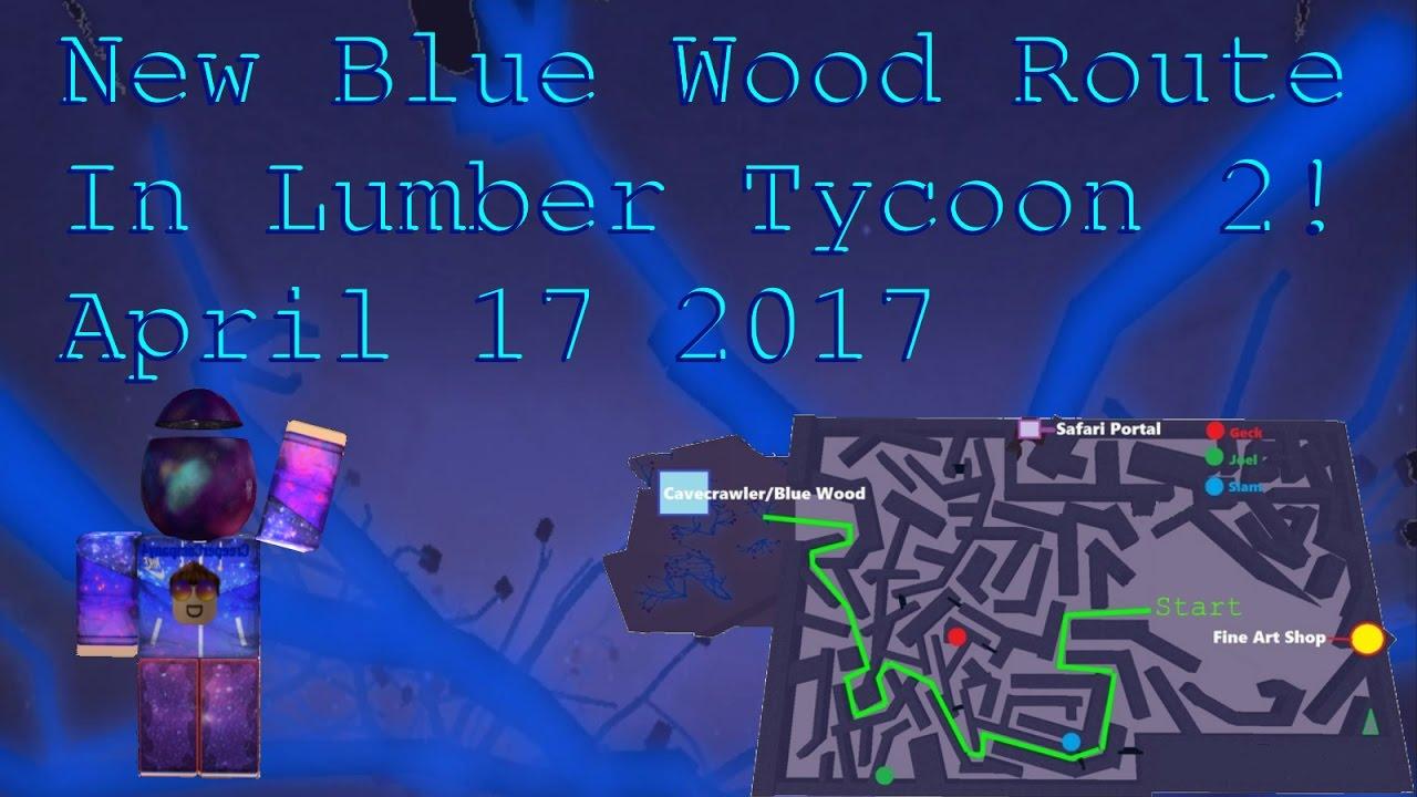 Roblox Lumber Tycoon 2 Blue Wood Maze Map Cavecrawler Wood Lumber Tycoon 2 Wikia Fandom Powered Induced Info