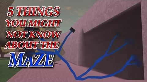 5 THINGS YOU DIDN'T KNOW ABOUT THE MAZE BLUE WOOD SECRET! SECRET TUNNEL!!! Lumber Tycoon 2