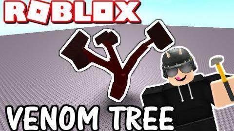 BLOOD VENOM TREE SPEED BUILD LUMBER TYCOON 2 INSPIRED ROBLOX STUDIO
