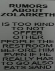 Zolarketh Poster