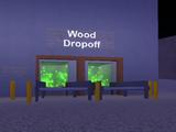 Wood Dropoff