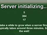 Server Initialization