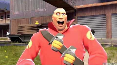 TF2 Soldier's Meatspin 10min.
